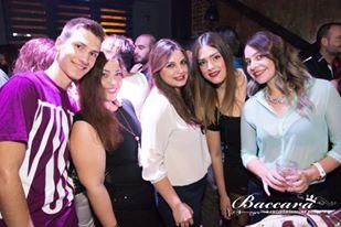 Σάββατο βράδυ….. στο Baccara bar στην Πτολεμαΐδα
