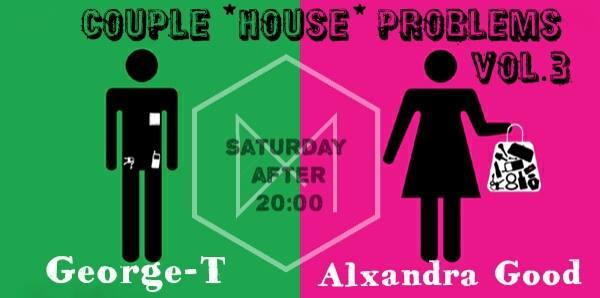 Μale + Female = Problems  …….»House» Problems vol.3, στο Mind bar στην Κοζάνη, το Σάββατο 7 Μαΐου
