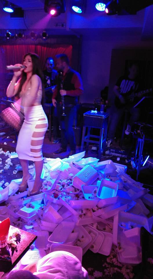 «Βουνό» τα γαρύφαλλα στο Δίχορδο live στην Κοζάνη, το Σάββατο 28 Μαΐου