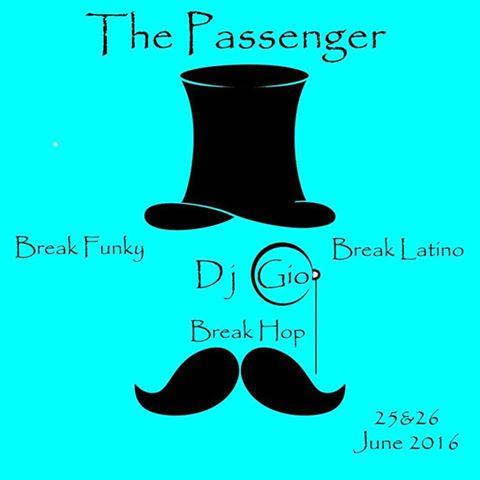 Break Funky, Latino, Hop στο bar The Passenger στην Καστοριά 25 & 26 Ιουνίου