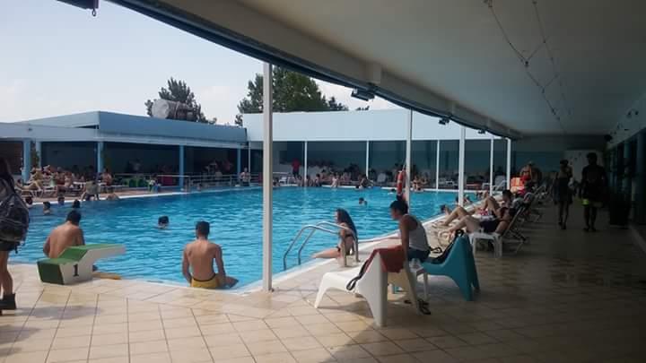 Συνεχίζονται τα  πετυχημένα Partys στο Pool bar του Ξενοδοχείου Παντελίδης στην Πτολεμαϊδα