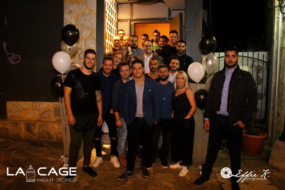 Φωτογραφίες από το grand opening party του La Cage στην Κοζάνη, που πραγματοποιήθηκε την Παρασκευή 23 Σεπτεμβρίου