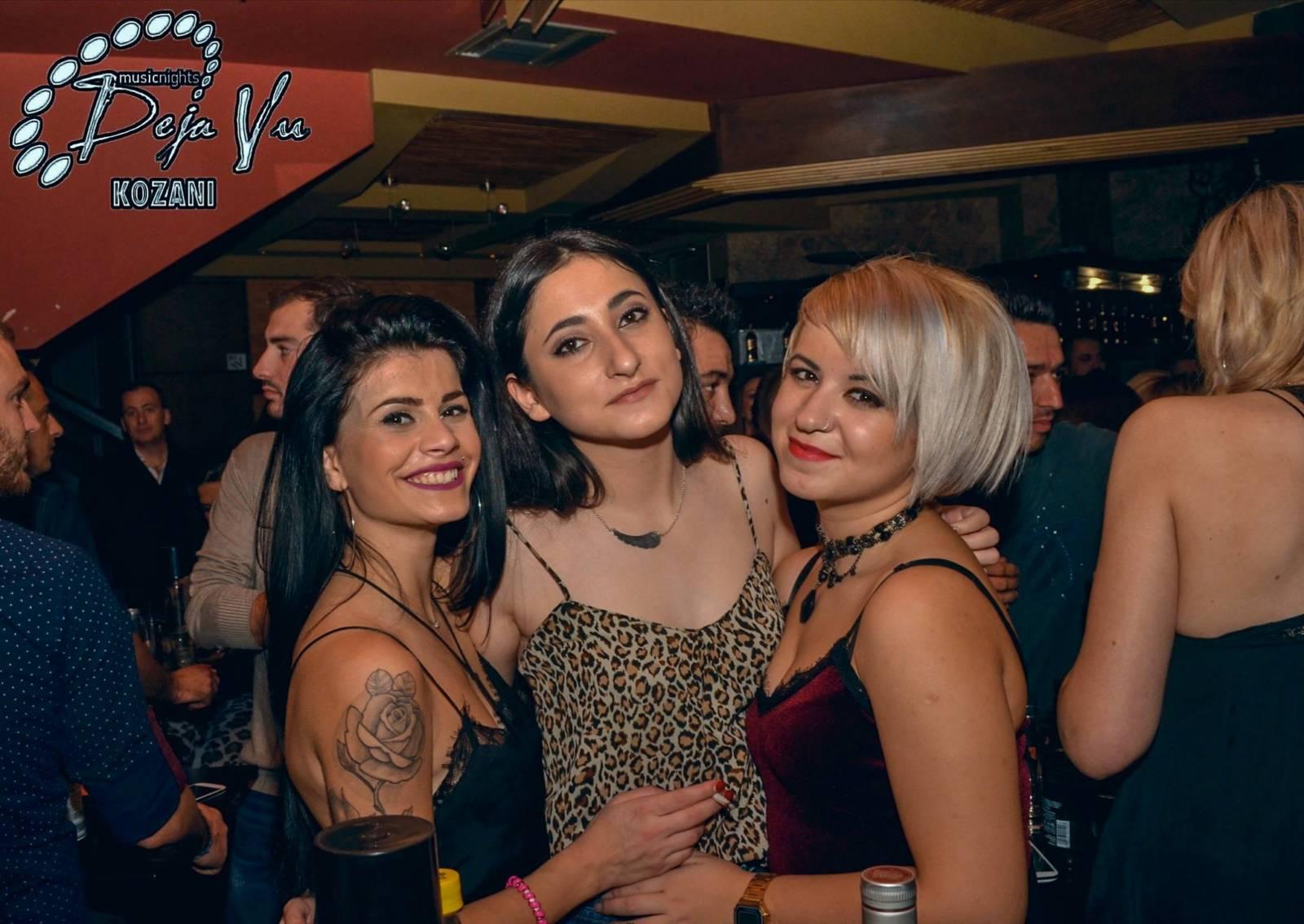 Κρήτη και Πόντος «συναντήθηκαν» στο De ja vu live στην Κοζάνη, το βράδυ της Παρασκευής 21 Οκτωβρίου