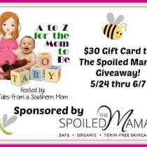 The Spoiled Mama #Giveaway