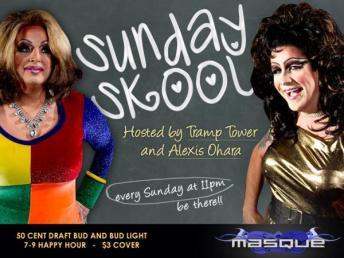 Show Ad | Masque (Dayton, Ohio) | Circa 2010