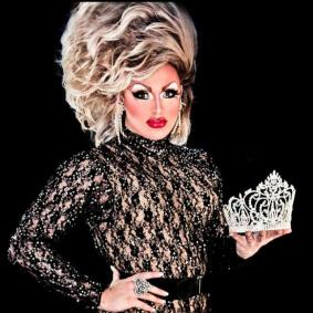 Ashley Austin Ferrah - Miss Ohio Gay Pride 2014