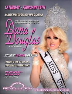 Show Ad   Revolution Night Club (Orlando, Florida)   2/15/2014