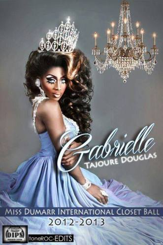 Gabrielle Tajoure Douglas