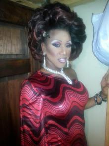 Vivica Cartier Foxx - Miss R House 2010