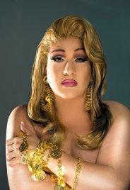Angel Sheridan - Miss Continental Elite 2008
