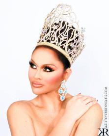 Sasha Colby - Miss Continental 2012