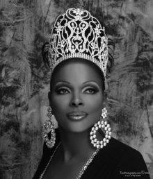 Domanique Shappelle - Miss Continental 2005
