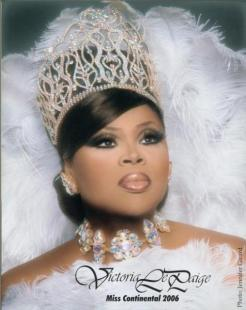 Victoria LePaige - Miss Continental Plus 1996