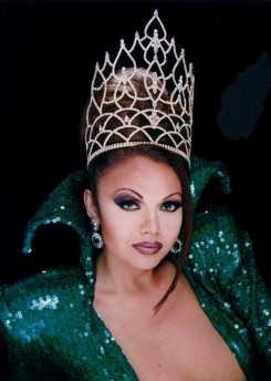 Maya Douglas - Miss Continental 1985