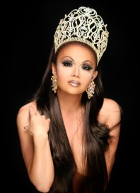 Maya Douglas - Miss Continental Elite 2006