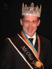 Brent Fabian - Mr. Ohio Gay Pride 2009