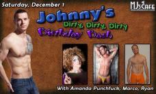 Show Ad | MJ's Cafe (Dayton, Ohio) | 12/1/2012