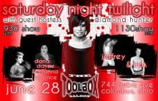 Show Ad | Toolbox Saloon (Columbus, Ohio) | 6/28/2014