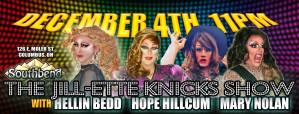 Show Ad | Southbend Tavern (Columbus, Ohio) | 12/4/2014