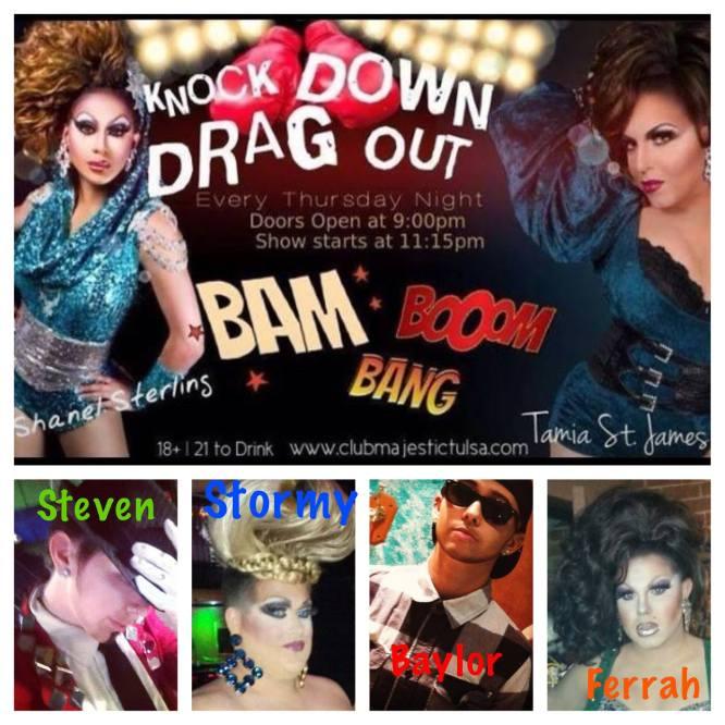 Show Ad | Club Majestic (Tulsa, Oklahoma) | 6/12/2014