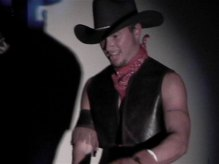 Seth at Columbus Eagle on 10/30/2002