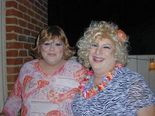 June Bugg and Candi Panties