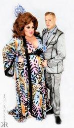 Mercedes Tyler and David Freklz Hunter - Photo by Kristofer Reynolds