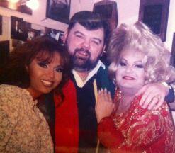 Maya Douglas, Jerry Bird and Carmella Marcella Garcia