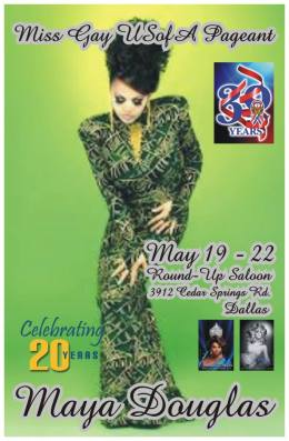 Show Ad | Round Up Saloon (Dallas, Texas) | May 19-22 2015