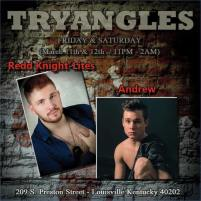 Show Ad | Tryangles (Louisville, Kentucky) | 3/11-3/12/2016