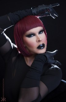Sassy Devine - Photo by Kristofer Reynolds