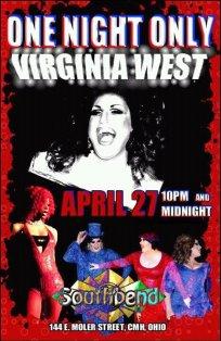 Show Ad | Southbend Tavern (Columbus, Ohio) | 4/27/2012