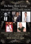 Show Ad   Baton Show Lounge (Chicago, Illinois)   3/27/2016