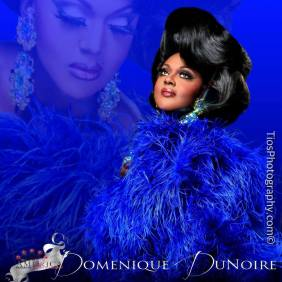 Domenique Dunoire - Photo by Tios Photography