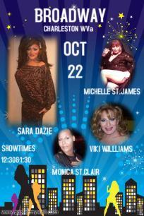Show Ad | Broadway (Charleston, West Virginia) | 10/22/2011