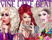 Show Ad | Rain Lounge (Syracuse, New York) | 7/9/2016