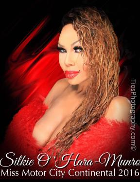 Silkie O'Hara Munro - Photo by Tios Photography