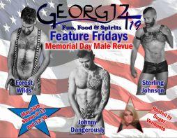 Show Ad | Georgjz419 Fun, Food & Spirits (Toledo, Ohio) | 5/26/2017