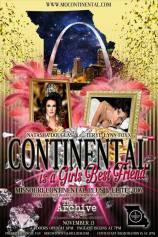Show Ad | Miss Missouri Continental Elite and Plus | The Archive Soulard (St. Louis, Missouri) | 11/13/2016