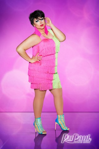Kalorie Karbdashian-Williams | RuPaul's Drag Race Season 10 Cast | Credit: VH1