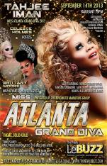 Show Ad | Miss Atlanta Grand Diva | The New LeBuzz (Marietta, Georgia) | 9/14/2013