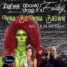 Show Ad | Boscoe's (Columbus, Ohio) | 2/24/2017