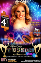 Show Ad | Miss Gay Tucson America | IBT's (Tucson, Arizona) | 2/4/2017
