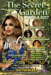 Show Ad | Miss Gay Stars Over Texas America | Rich's (Houston, Texas) | 6/4/2017
