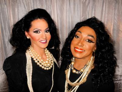 Kelly Ray and Tina Devore