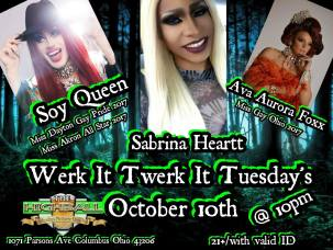 Show Ad | Highball Tavern (Columbus, Ohio) | 10/10/2017