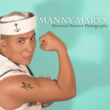 Manny Marxx - Photo by Maverick Briones Photography