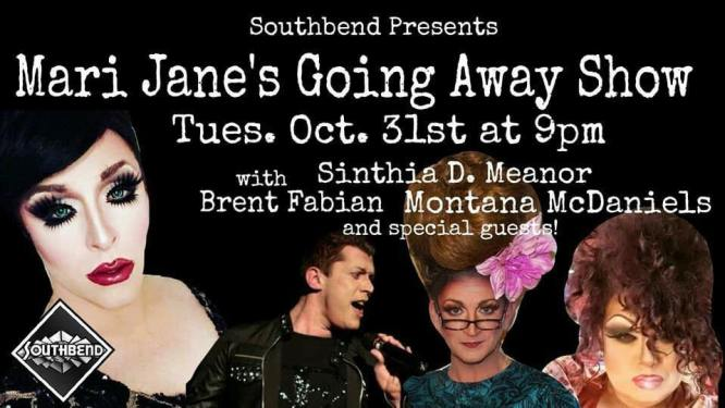 Show Ad | Southbend Tavern (Columbus, Ohio) | 10/31/2017