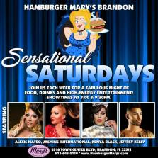Show Ad | Hamburger Mary's (Brandon, Florida) | 1/20/2018