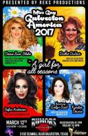 Show Ad | Miss Gay Galveston America | Rumors (Galveston, Texas) | 3/12/2017